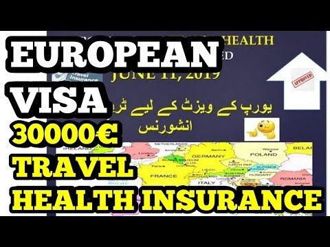 List Of Approved Travel Insurance For Schengen Visa How To Get