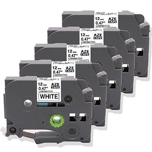 5 Pack Equivalent Brother Laminated Label Tape Tze 231 Tz Https Www Amazon Com Dp B01n3qojzk Ref Cm Sw R Pi Dp U X Qltocba500es3 Tape Laminate Labels