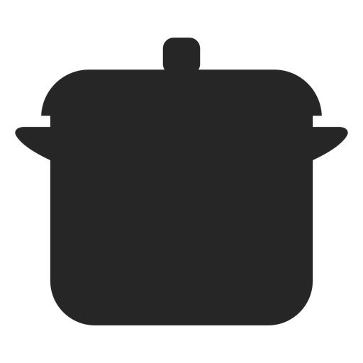Cooking Pot Flat Icon