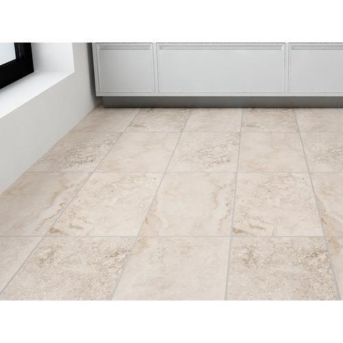 odessa beige ceramic tile floor