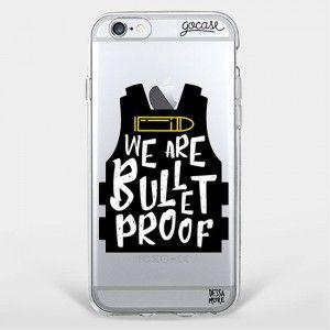 Capinha para celular A Prova de Bala