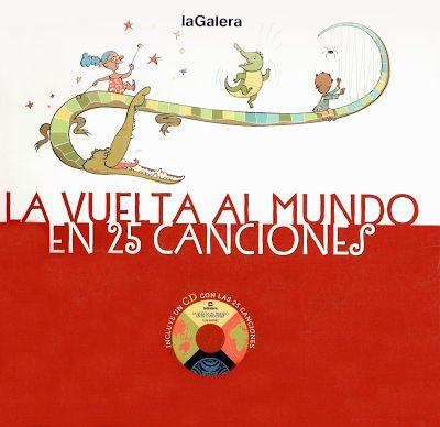Educación Preescolar: CDS DE MÚSICA - La vuelta al mundo en 25 canciones