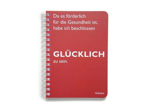 ...Voltaire auf Deutsch :)