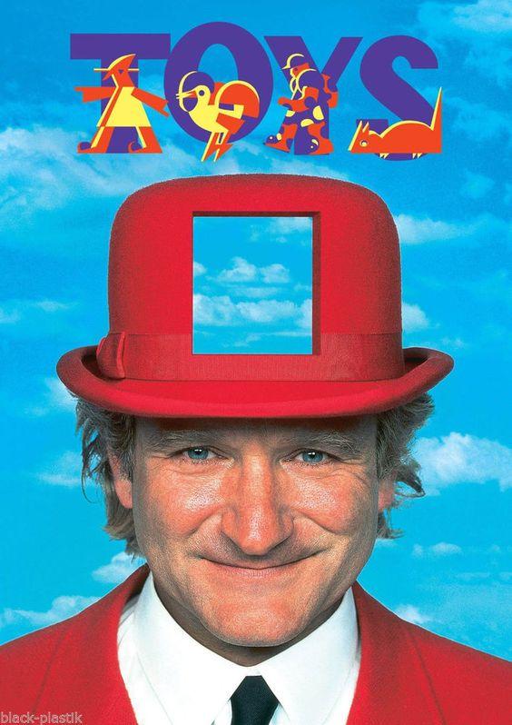 Toys (DVD) Robin Williams