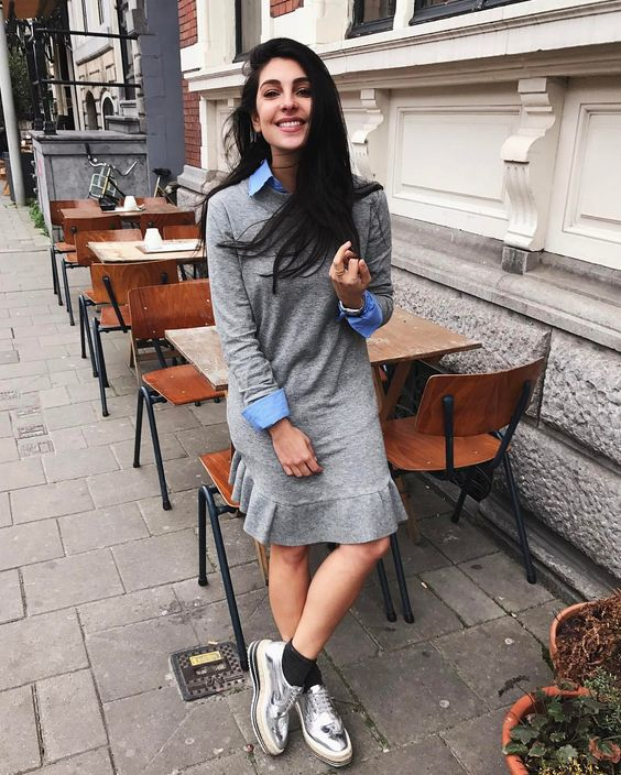 "Gefällt 16.4 Tsd. Mal, 124 Kommentare - Anna Nooshin (@annanooshin) auf Instagram: ""Happy weekend outfit is tagged #hoi what are you guys doing today?"""