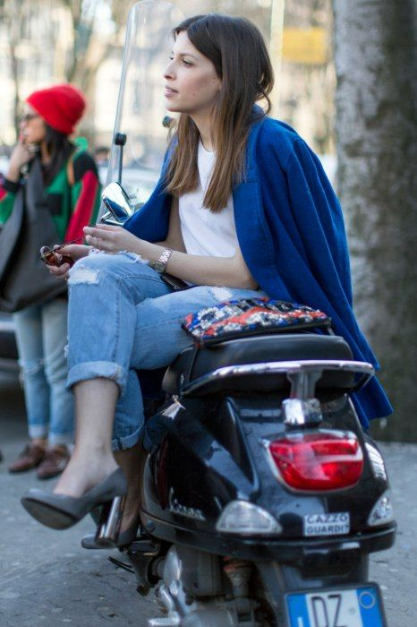 Streetstyle: Milan Fashion Week