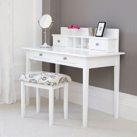Home dzine diy dressing table or study desk diy for Womens dressing table