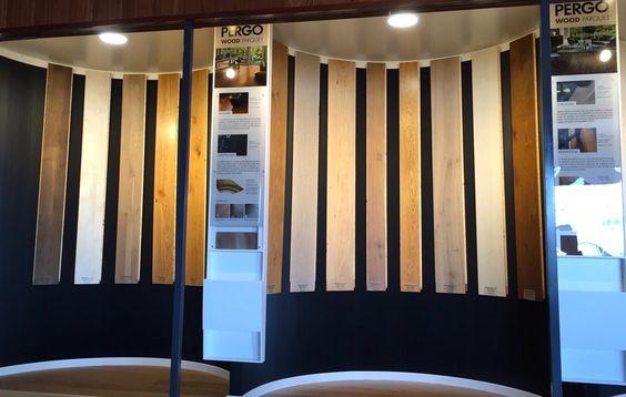 La mejor selección de #ParquetFlotante de madera de#pergo