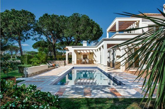 Beautiful Luxury Home For Sale In Quinta Do Lago In Algarve