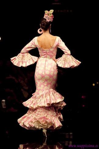 Traje de Flamenca - Carmen-Rodriguez - Simof-2011