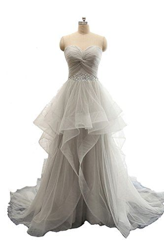 Uryouthstyle Grey Tulle Long Prom Ball Gowns Evening Part... http://www.amazon.com/dp/B01FLZ64VC/ref=cm_sw_r_pi_dp_Qqznxb1WFSPNW