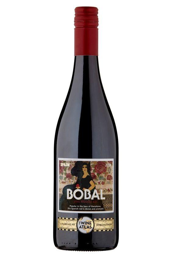 Wine+Atlas+Bobal,+Utiel+Requeña,+Spain