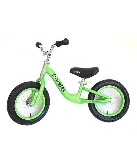 Look at this Electric Lime Boogie Balance Bike on #zulily today!
