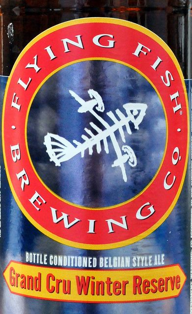Flying Fish - Grand Cru Winter Reserve Belgian Style Ale