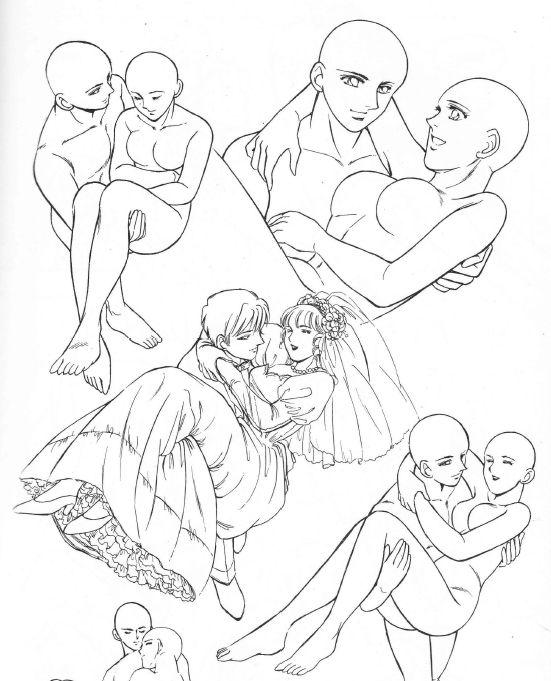 How to Draw Manga Vol. 28 Couples 24