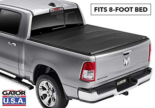 Gator Etx Soft Tri Fold Truck Bed Tonneau Cover 59203 Fits Dodge Ram 2009 18 2019 Classic 1500 8 Ft Bed For Tonneau Cover Truck Bed Best Tonneau Cover