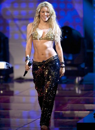 Image result for shakira sexy body
