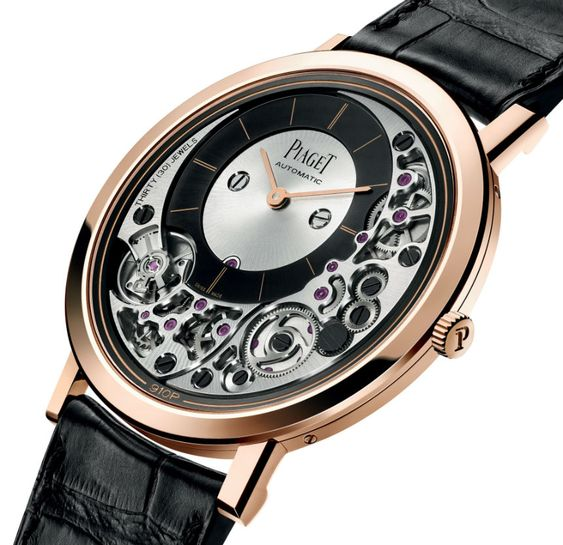 Piaget Altiplano Ultimate 910P Holds New Record For Thinnest Automatic Watch