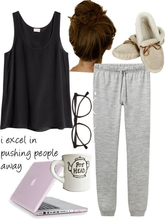 Pin by Alexis Thompson on u2022CUTE PAJAMASu2022 | Pinterest | The outfit Lazy days and Cups