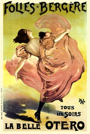 Would love to check out the famous Folies Bergere. I love live entertainment - music singing, dancing, bring it on Paris!: