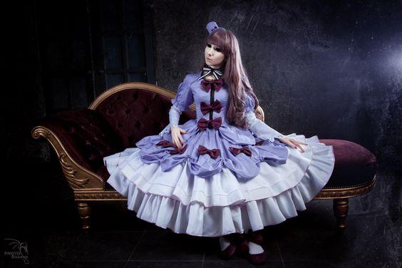 Shiki sunako cosplay