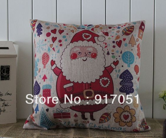 free santa claus pillow patterns   Santa Chair Covers Promotion-Shop for Promotional Santa Chair Covers ...