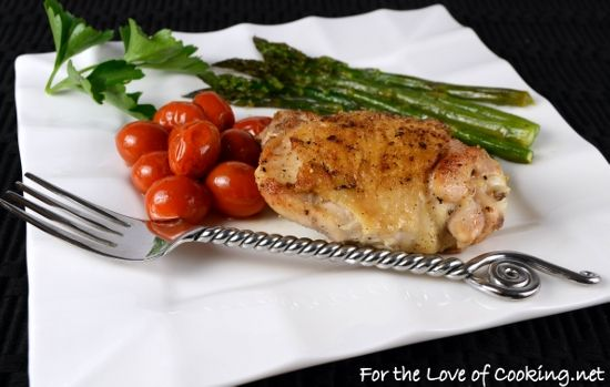 tomatoes pots meals chicken one pot chicken chicken asparagus simple ...