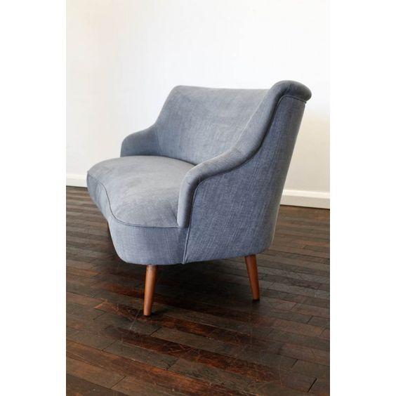 'Carmen' sofa (diff colours) - £695 - Johnny Moustache