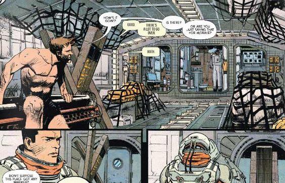 Le chapitre perdu d'Interstellar