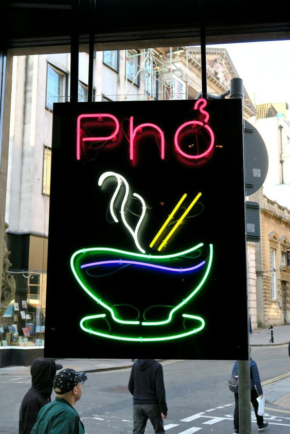 Joining a host of fantastic eateries in St Nicholas Market, Pho Cafe Bristol…