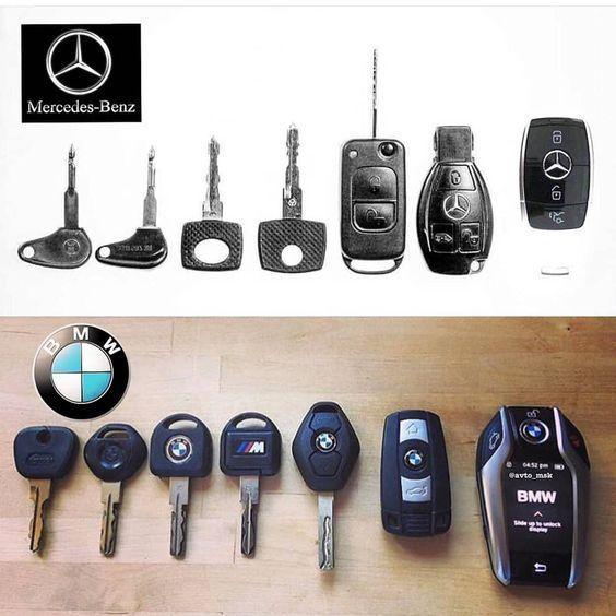 17 Car Keys You Will Definitely Fall In Love In 2019 Bmw Key Amg Car Benz