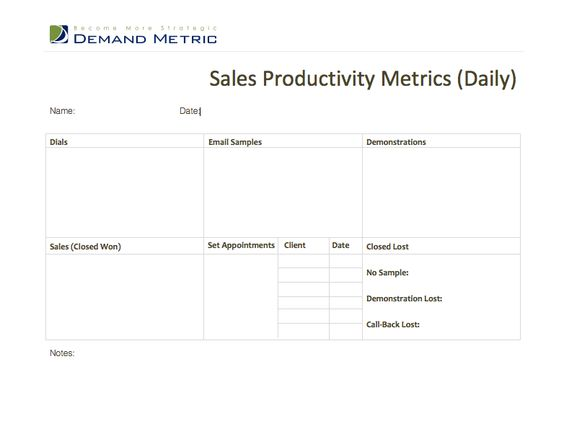 Sales Script Template  A Template To Create A Standardized Sales