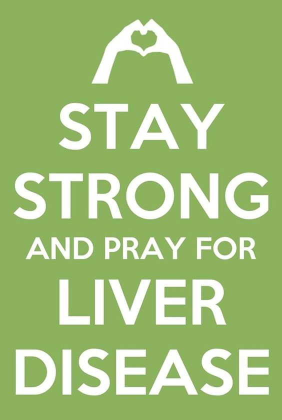 Pray for Liver Disease my uncle just lost his battle with it but I pray for all the others still suffering..: