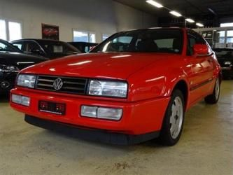 2000 VW Corrado 16V, Category: Coupe, Type of vehicle: Used car, Color: Red, Interior grau, Doors: 3 Seats: 4 # 1