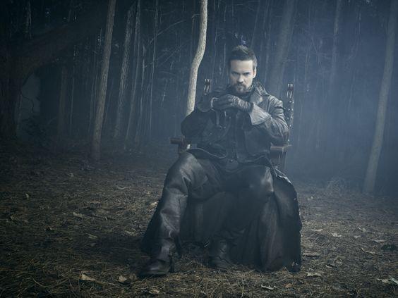 Shane West as John Alden - Salem