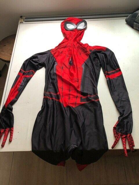 Spider Man Far From Home Costume Premium Replica Cosplay Suit Mcu Holland Ad Ad Costume Premium Home Casual Fashion Fashion Costumes