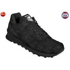 (OgbgqU)-[M53S] New Balance 574 Homme classique Noir chaussures de sport