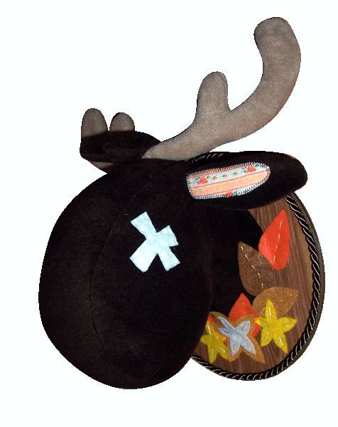"""Moostake"", by #SCAD grad Jessica Knapp, $95 @shopSCAD"