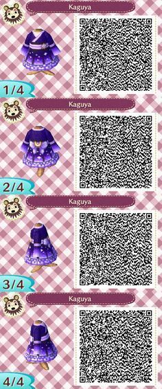 Image Result For Kawaii Animal Crossing Qr Codes Acnl Qr Codes