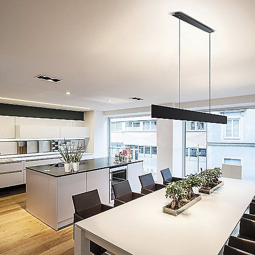 led linear suspension by molto luce