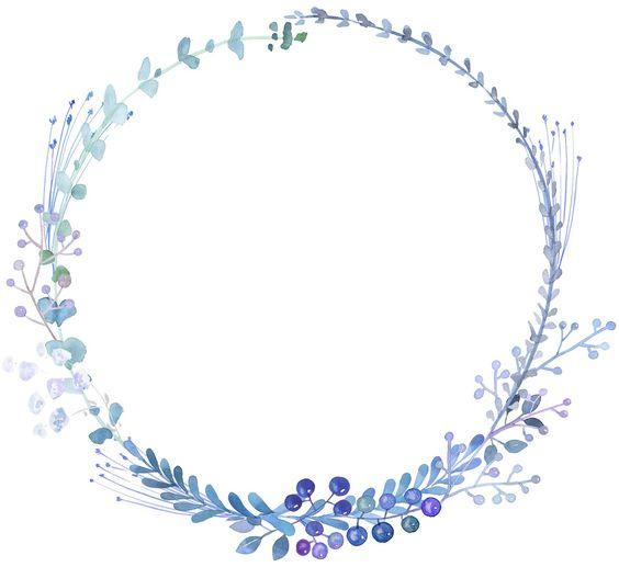 Psiu Noiva - Mais de 30 Frames Florais Para Download Grátis 20