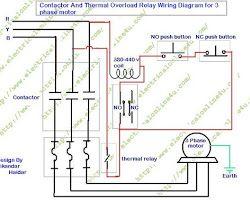 Dol Starter Diagram Direct Online Starter For 3 Phase Motor Electrical Circuit Diagram Diagram Electrical Wiring Diagram