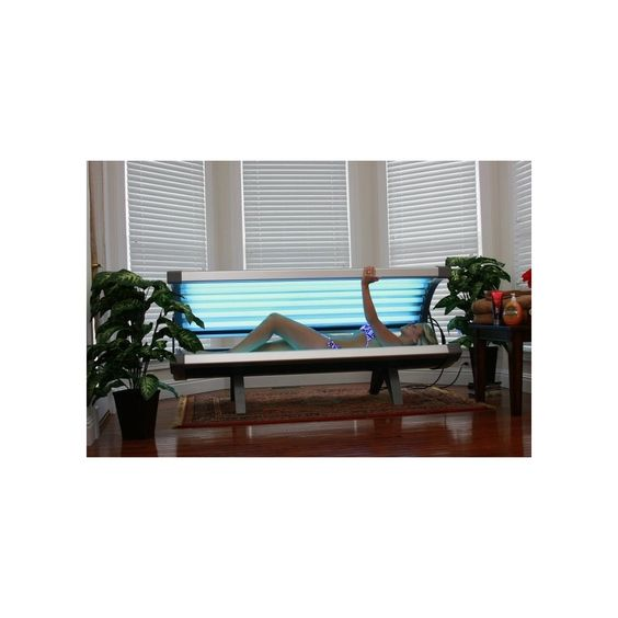 Solar Wave 16RL Wolff Systems Tanning Bed