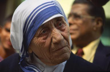 Inspirational Quotes to Help You Succeed from Mother Teresa