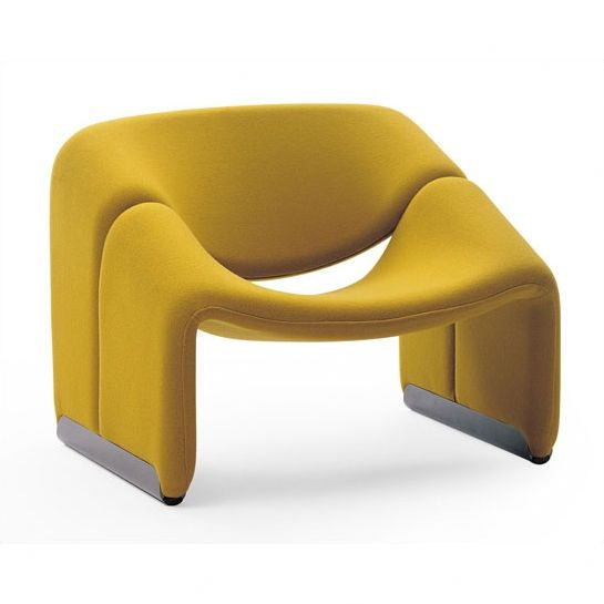 Artifort F598 Groovy Chair by Pierre Paulin