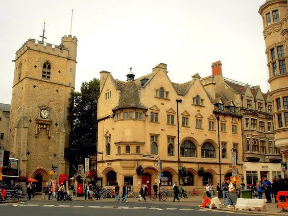 Oxford Carfax tower | Flickr - Photo Sharing!