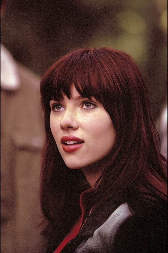 "Scarlett Johansson in ""The Perfect Score"" - Character inspiration #writing #nanowrimo #face"