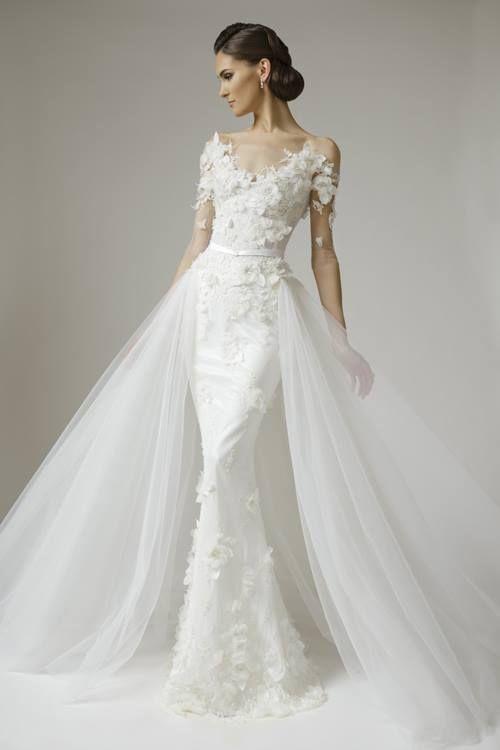 Vamp Mados Namai Wedding Dresses - MODwedding