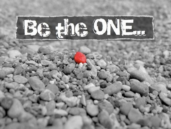 """When odds are one in a million, be that one."" ~ Anonymous ♥"