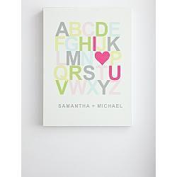 U Alphabet In Heart heart u alphabet wall art   Things for the home   Pinterest   Alphabet ...